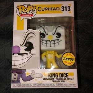 King Dice pop